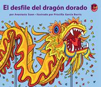 El desfile del dragón dorado